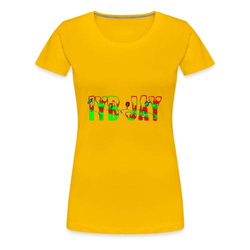 IYB JAY XMAS LOGO - Women's Premium T-Shirt