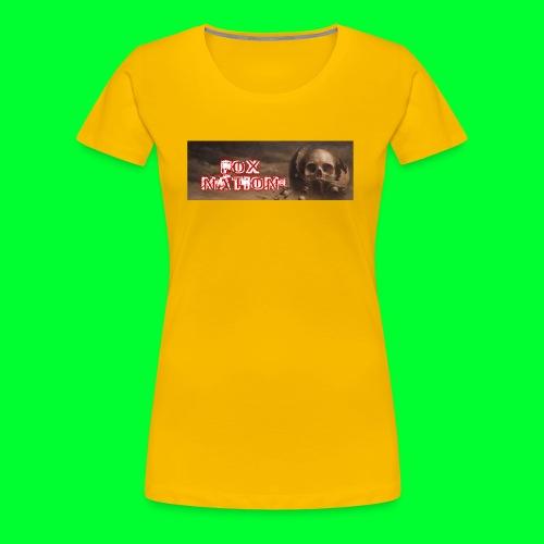 fox nation clothes - Women's Premium T-Shirt