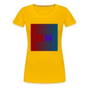 HG First Merch Buy Now - Women's Premium T-Shirt