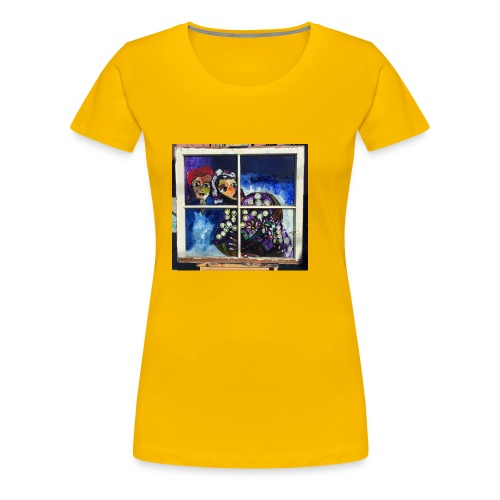 katrina new orleans - Women's Premium T-Shirt