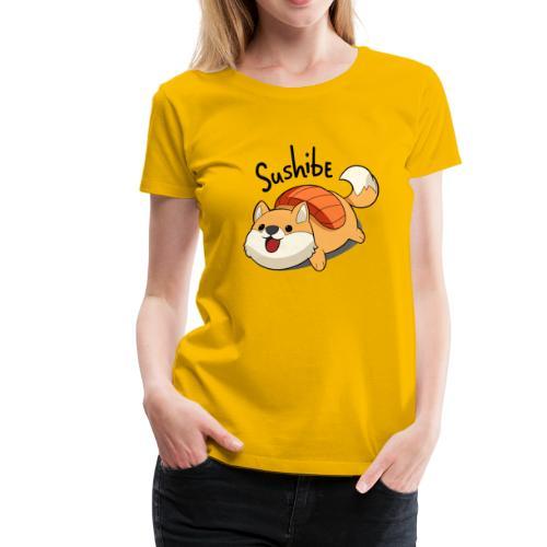 Sushibe - Women's Premium T-Shirt