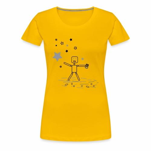 CHASiN STARZ - Women's Premium T-Shirt