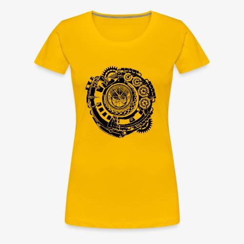 Time Machine - Women's Premium T-Shirt