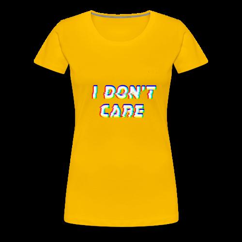 IDC - Women's Premium T-Shirt