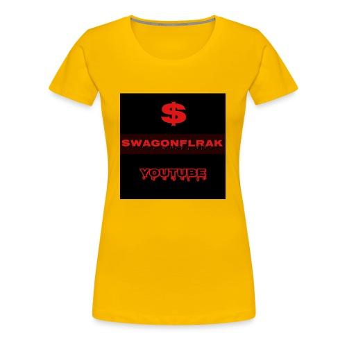 swagonfleak123 - Women's Premium T-Shirt