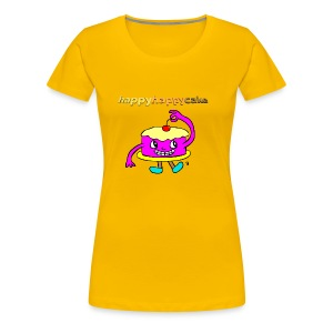 happyhappycake - Women's Premium T-Shirt