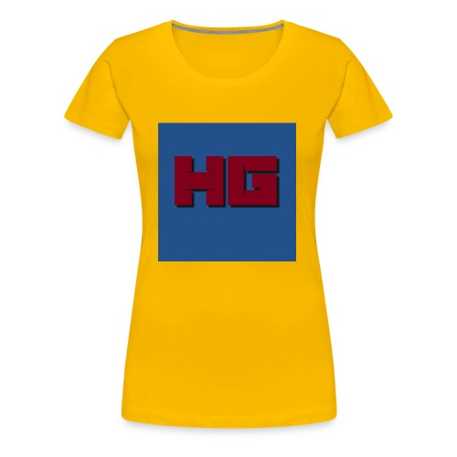 HG Merch - Women's Premium T-Shirt