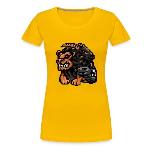 RICH DESIGN POOR - Women's Premium T-Shirt