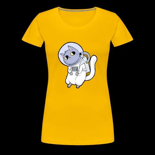 SpaceCat - Women's Premium T-Shirt