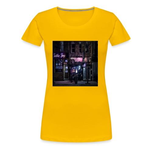 Radiogram - Women's Premium T-Shirt