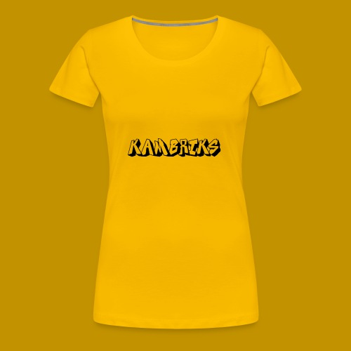 YBN Kambrik$ - Women's Premium T-Shirt