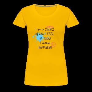 Happiness - Women's Premium T-Shirt