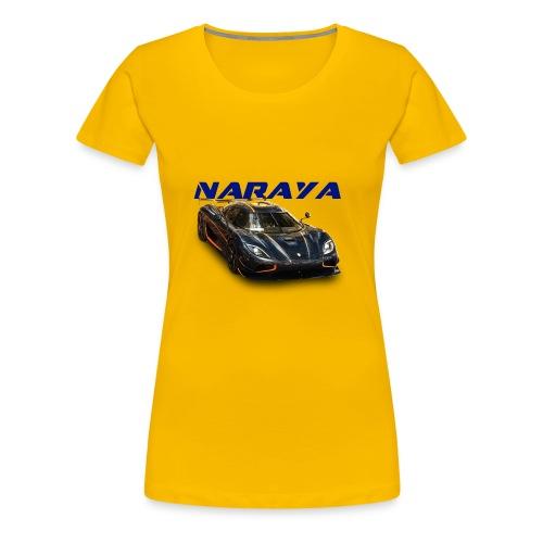 Agera RS Naraya - Women's Premium T-Shirt