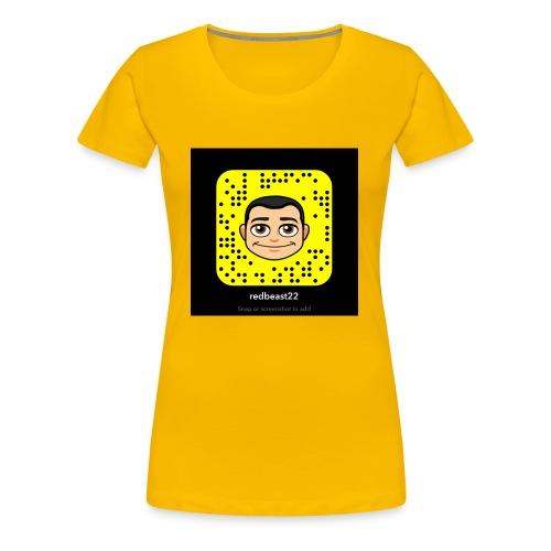 Xander lit - Women's Premium T-Shirt