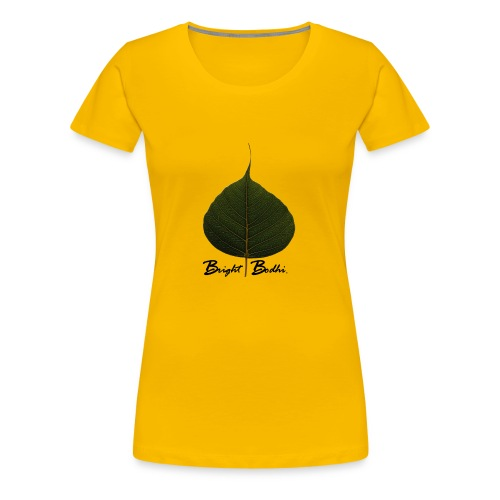 Bright Bodhi - Women's Premium T-Shirt