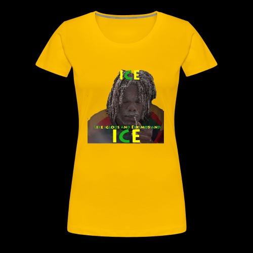 C173E8FE 99BA 4162 A337 7A331BCD1067 - Women's Premium T-Shirt