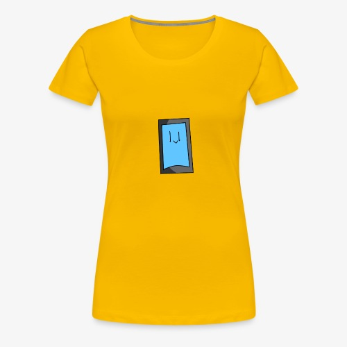 hELLO i am ur phone - Women's Premium T-Shirt