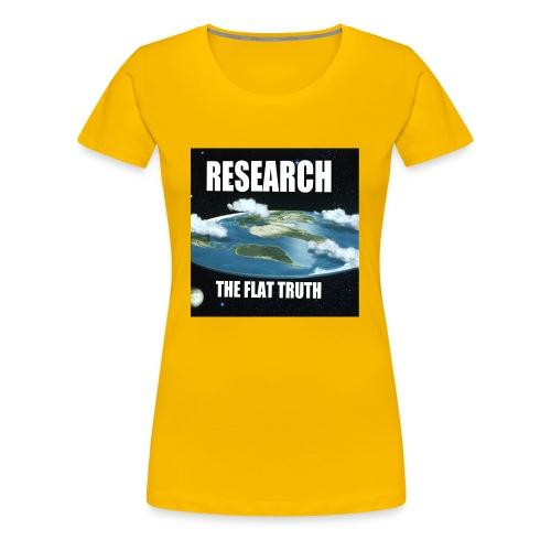A2B166D6 D406 4074 85F5 85059530DE7A - Women's Premium T-Shirt
