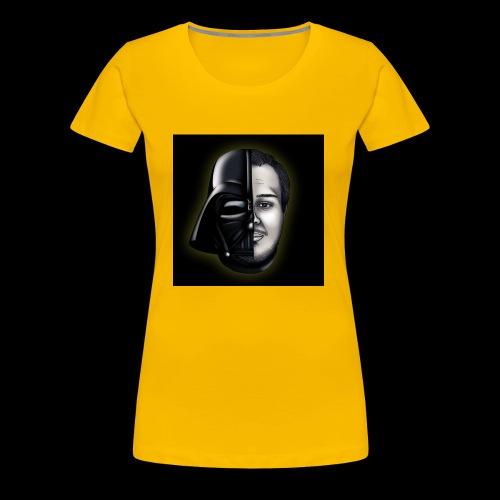 6D81A163 1BC6 49D3 B16D F58400C55BB6 - Women's Premium T-Shirt