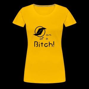Slye son of a bitch - Women's Premium T-Shirt