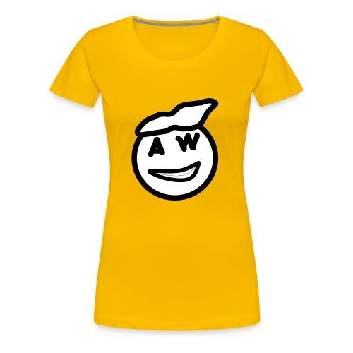 Alsis World Face - Women's Premium T-Shirt