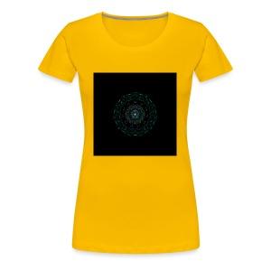 Spring Mandala - Women's Premium T-Shirt