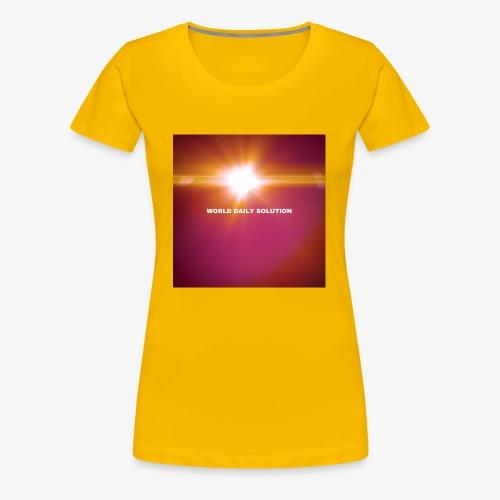 FA0C6E84 EF83 4238 8502 3D96EE9AB157 - Women's Premium T-Shirt