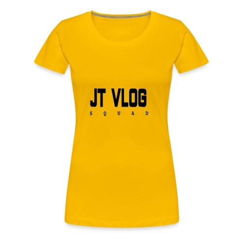 jt vlog squad - Women's Premium T-Shirt