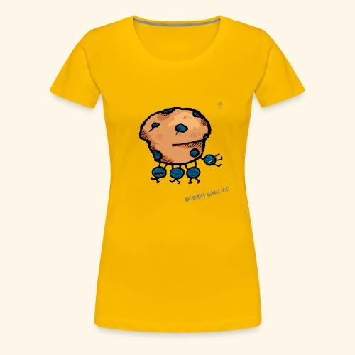 DBC BB CrudCakes - Women's Premium T-Shirt