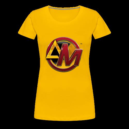 Alphamisfits Logo - Women's Premium T-Shirt