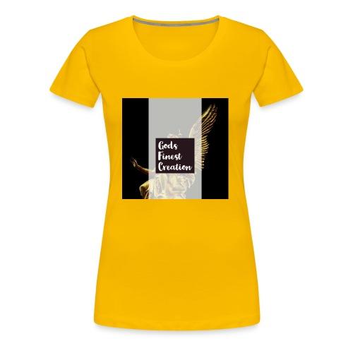 God's finest creation - Women's Premium T-Shirt