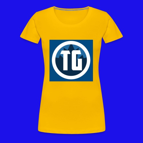 Typical gamer Jr - Women's Premium T-Shirt