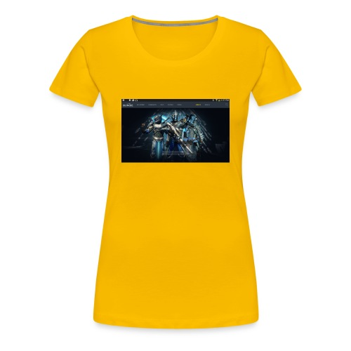 Screenshot 2017 03 25 14 37 32 - Women's Premium T-Shirt