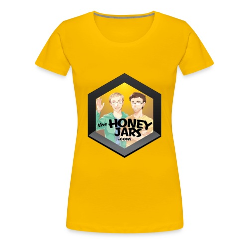 The Honey Jars - Women's Premium T-Shirt