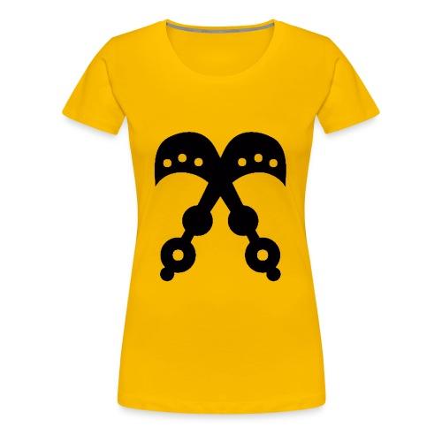 AKOFENA - Sword of War - Women's Premium T-Shirt