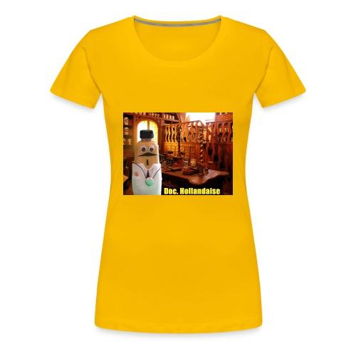 Doc hollandaise - Women's Premium T-Shirt