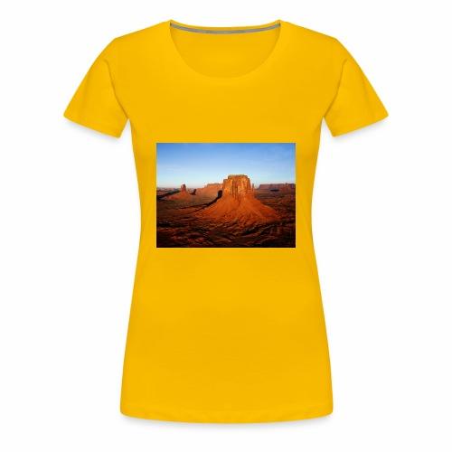 Desert - Women's Premium T-Shirt