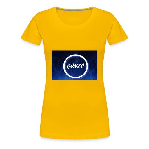 gonzo - Women's Premium T-Shirt