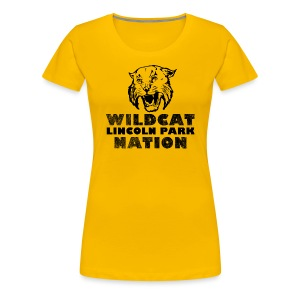 Wildcat Nation - Women's Premium T-Shirt