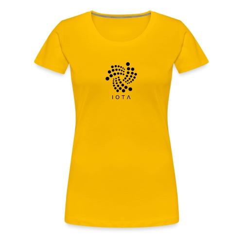 iota logo - Women's Premium T-Shirt
