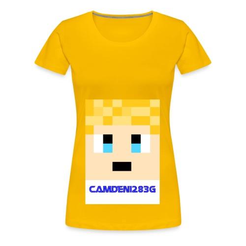 Camden1283G - Women's Premium T-Shirt
