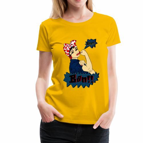 you can do it - Women's Premium T-Shirt