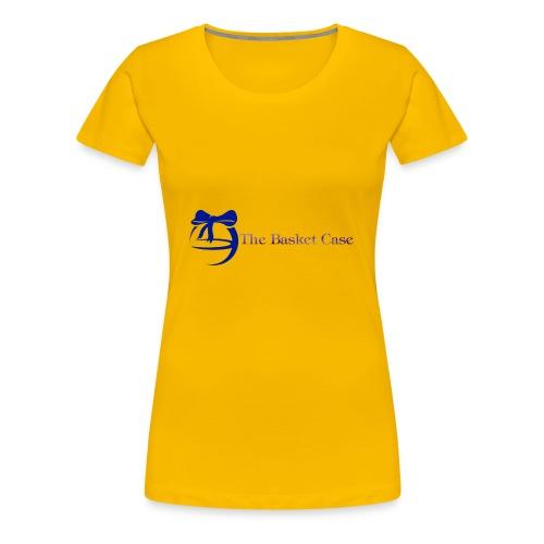 The Basket Case - Women's Premium T-Shirt