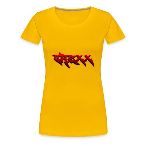 Crexx Red Fall - Women's Premium T-Shirt
