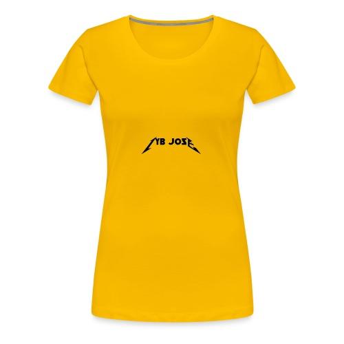 iyb Jose merchandise - Women's Premium T-Shirt