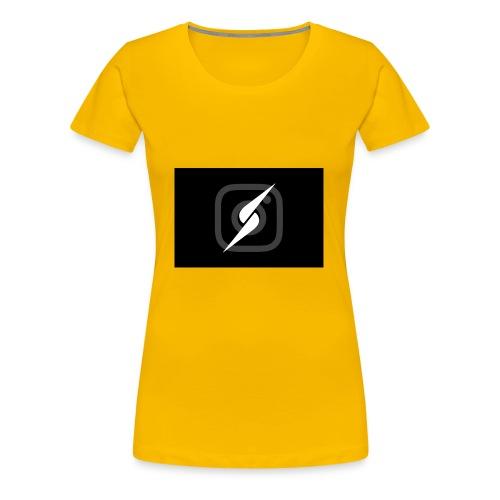 Lucas and andres Logo merch - Women's Premium T-Shirt