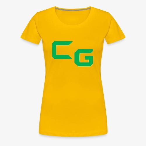 certifiedatol gaming logo - Women's Premium T-Shirt