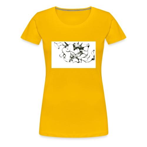 flowertrapt - Women's Premium T-Shirt