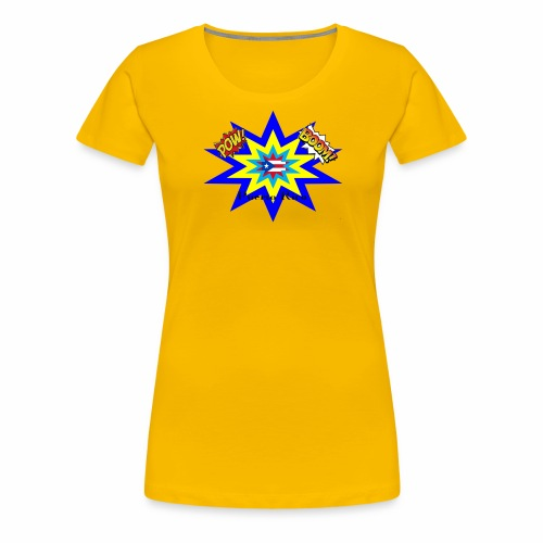 PUERTO RICO COMICS - Women's Premium T-Shirt