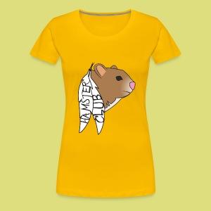 Hamster - Women's Premium T-Shirt